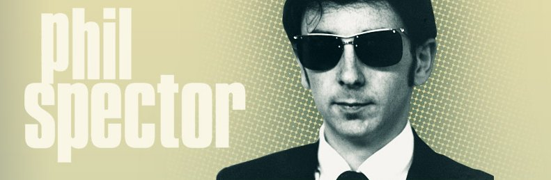 The Official Phil Spector Site